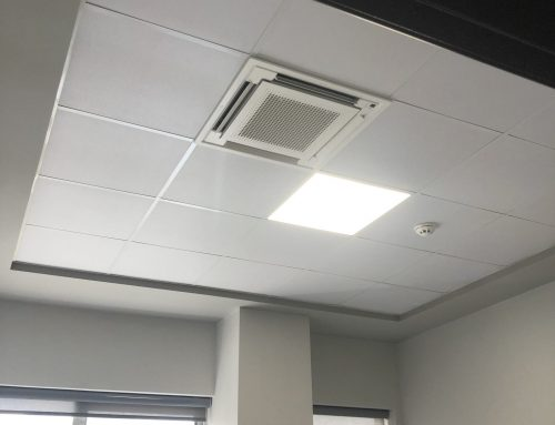 Optima Mühendislik Ofis Odaları