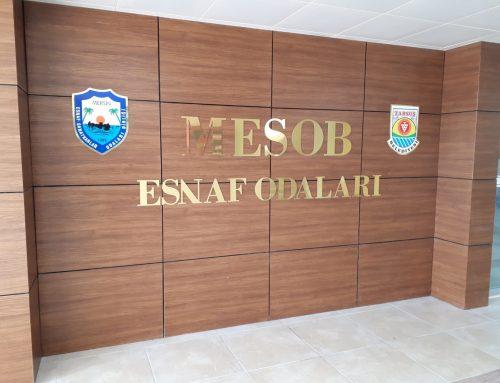 Tarsus Belediyesi Esnaf Odası Binası Tadilatı